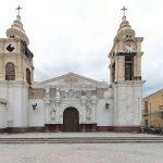 Festival de la Vendimia Catedral de ica