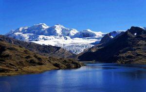 Punta Olímpica en Parque Nacional Huascarán