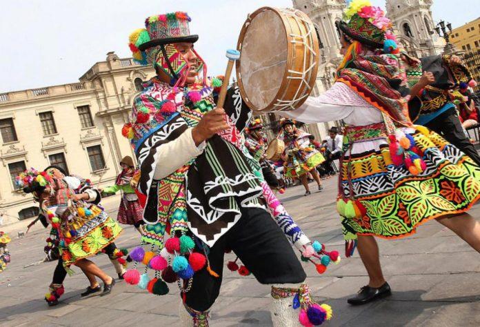 Carnavales del Perú