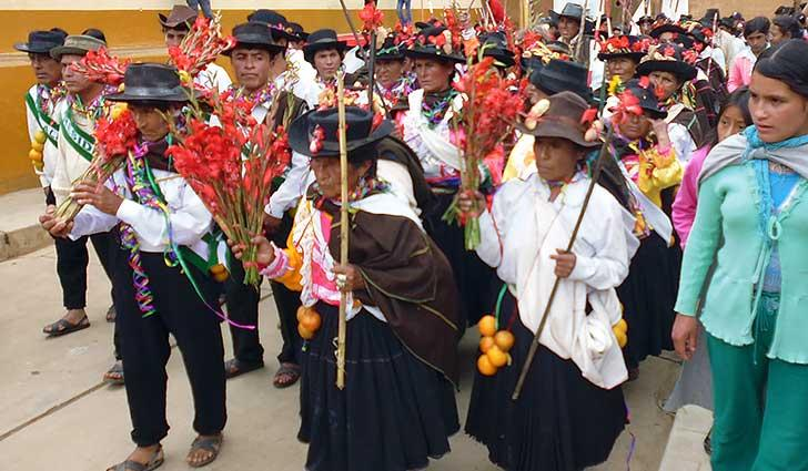 Carnavales de Perú