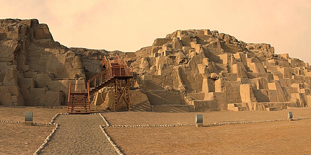Huacas de Perú