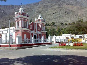 Viaje por San Valentín: Lunahuaná