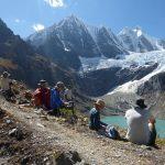 Cordillera Huayhuash Solterococha