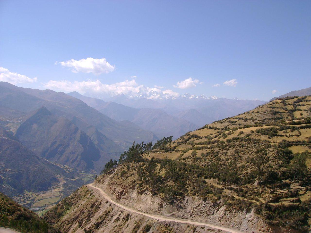 Cordillera Huayhuash 0