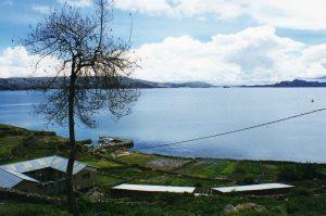 Lago Titicaca Isla de Amantani