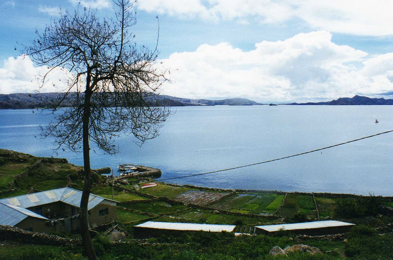 Lago Titicaca 1