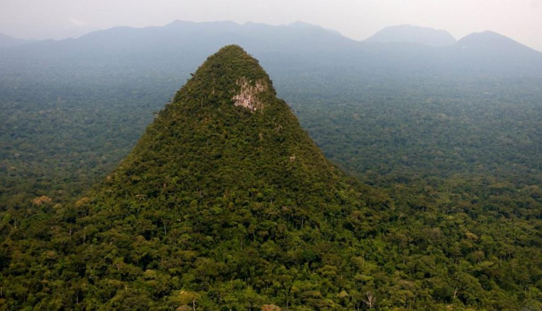Sierra del Divisor
