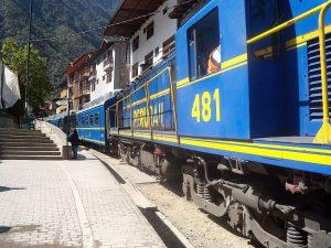 Presupuesto para Machu Picchu: Ruta del Tren