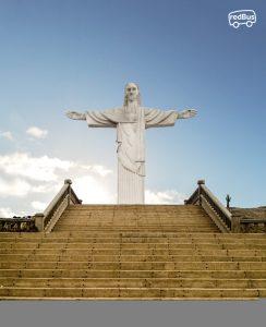 El Cristo Redentor vigila las playas de Barranca
