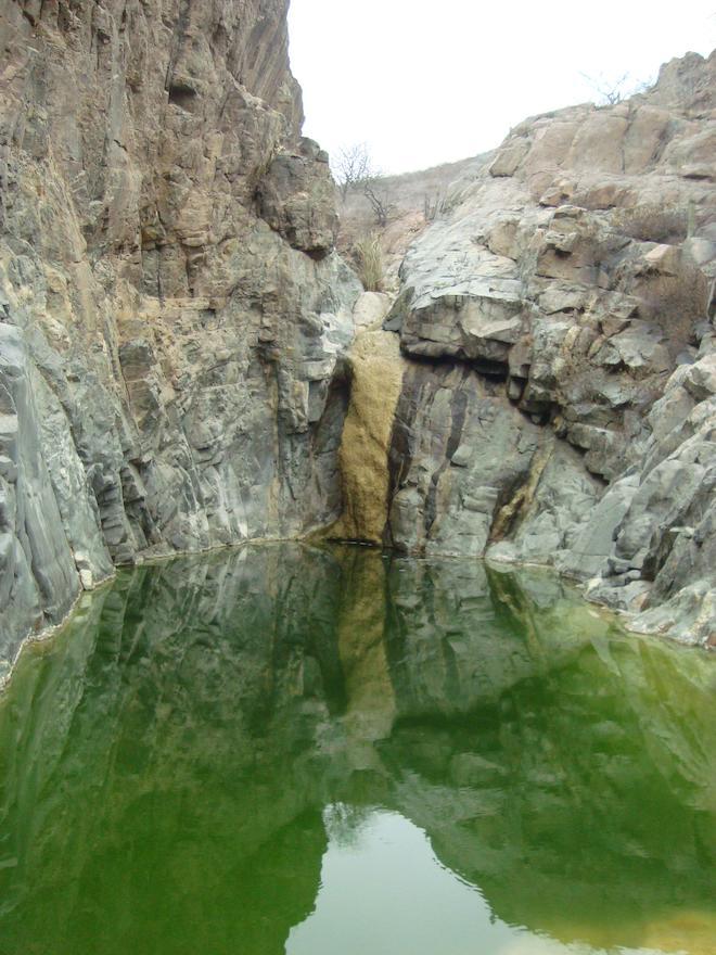 Laguna Perdida del Inca