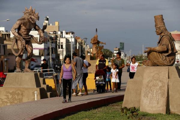 Paseo Yortuque Chiclayo