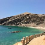 Playa La Mina Destinos turisticos cerca a Lima
