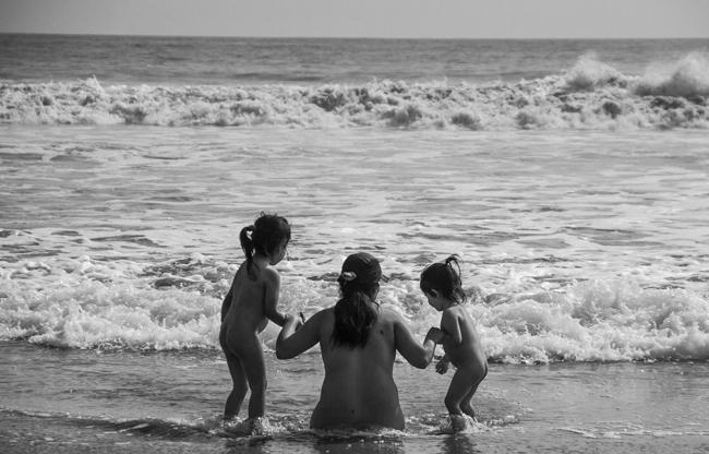 Puerto Bonito Playa Nudista