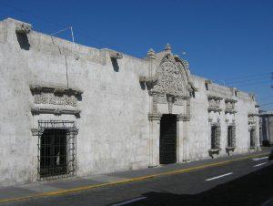 Casa de Moral Arequipa Momia Juanita