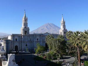 Día del Turismo Andino Arequipa