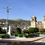 Día del Turismo Andino Puno