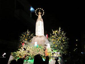 Fiesta de la Virgen de Fátima Chancay