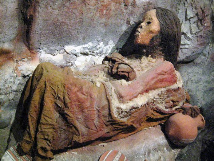 La momia juanita