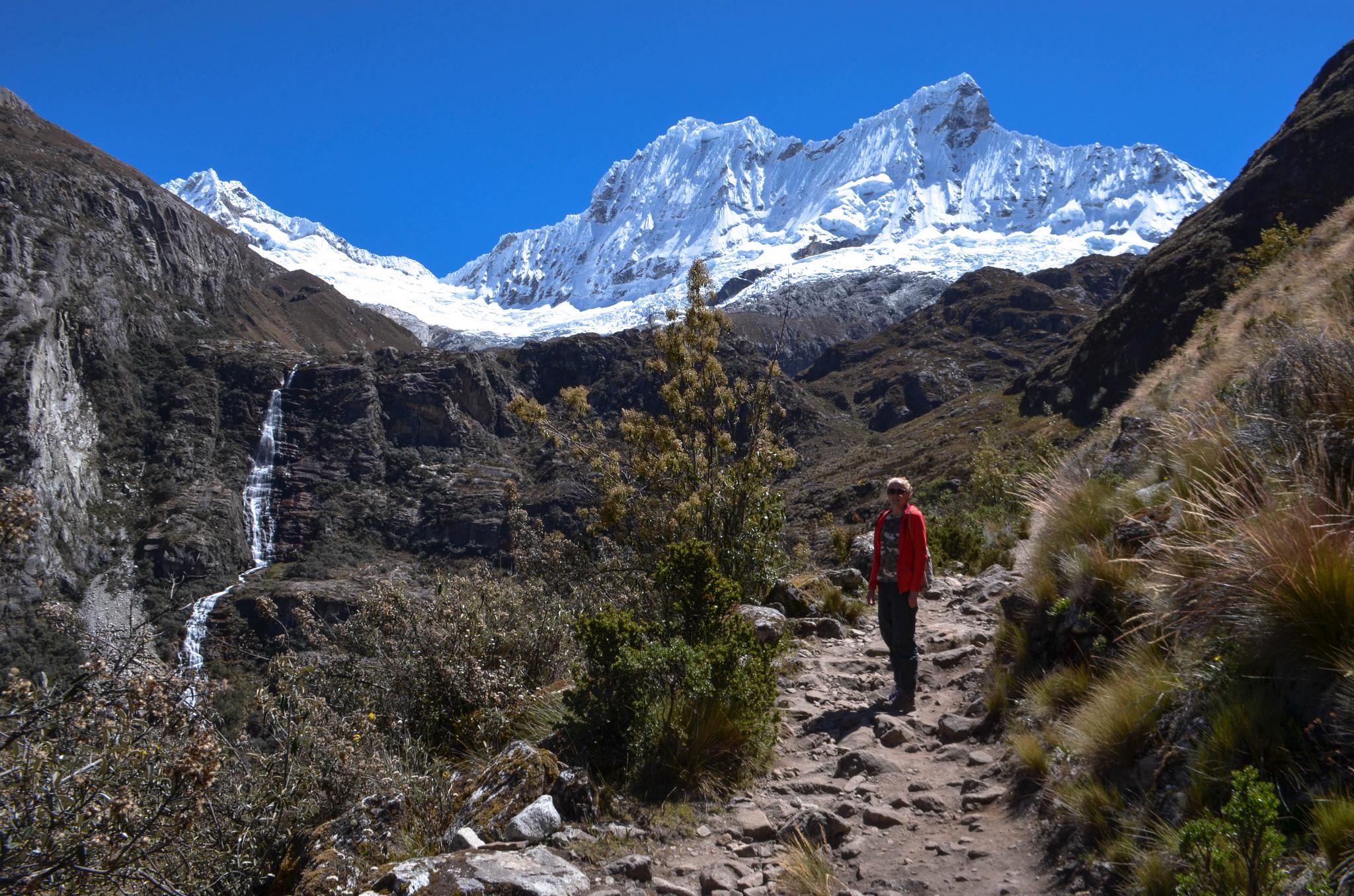 Huaraz a Laguna 69