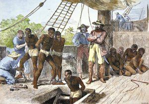 Día de la cultura Afroperuana Esclavitud