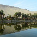 Fundación de Ica Oasis of Huacachina