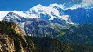 Perú vs Francia Mont Blanc