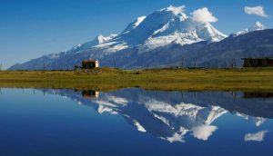 Perú vs Francia Parque Nacional Huascarán