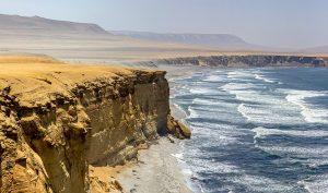 Peru vs Dinamarca Bahía de Paracas