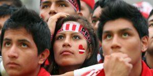 Peru vs Suecia dosu