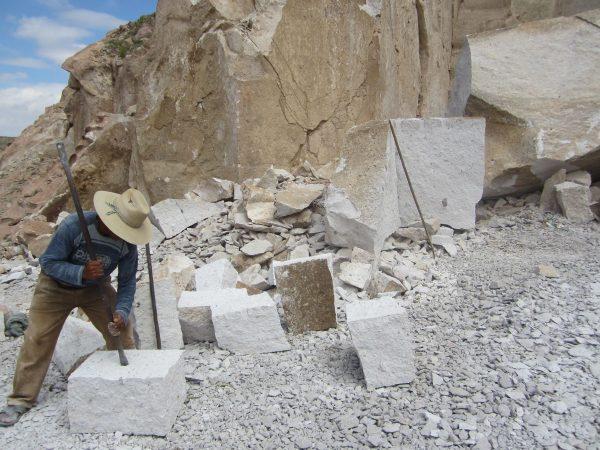 Canteras de Añashuayco Arequipa