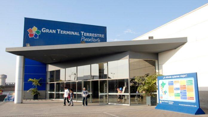 Terminal Plaza Lima Norte Sin Alan García