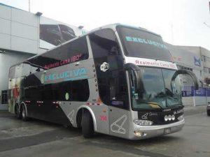 Terminales de buses Excluciva