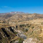 Valle del Colca Arequipa Canteras de Añashuayco
