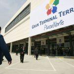 terminales de buses Plaza Lima Norte
