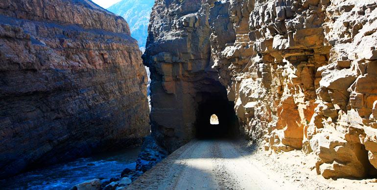 Huaraz a Caraz
