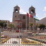 Caraz Plaza de Armas