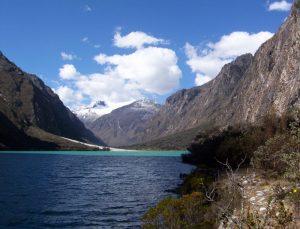 Laguna Llanganuco Huaraz