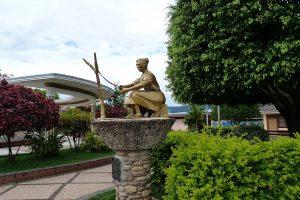 Plaza de Armas de Lamas Tarapoto