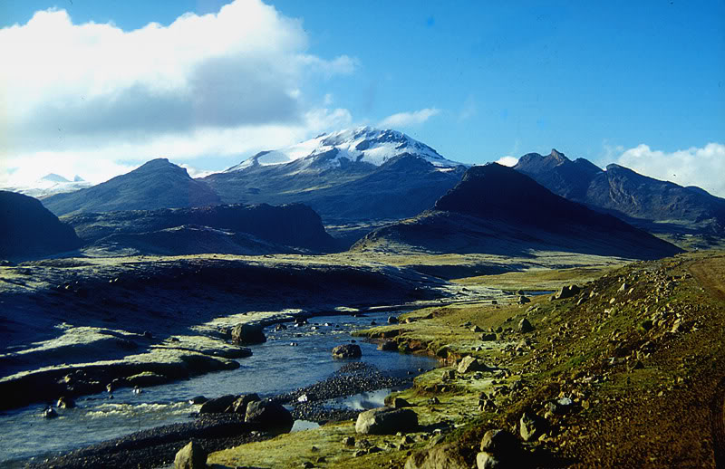 Cómo llegar a Huancavelica Mapa
