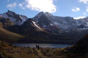 Laguna Rapagna Huarochirí 3