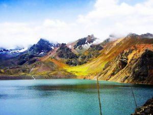Laguna Rapagna Huarochirí 4