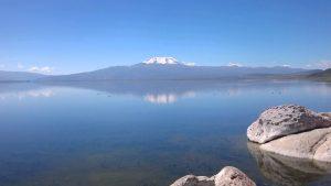 Laguna de Parinacochas Vírgen de las Nieves