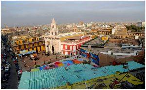 Monumental Callao Barrio
