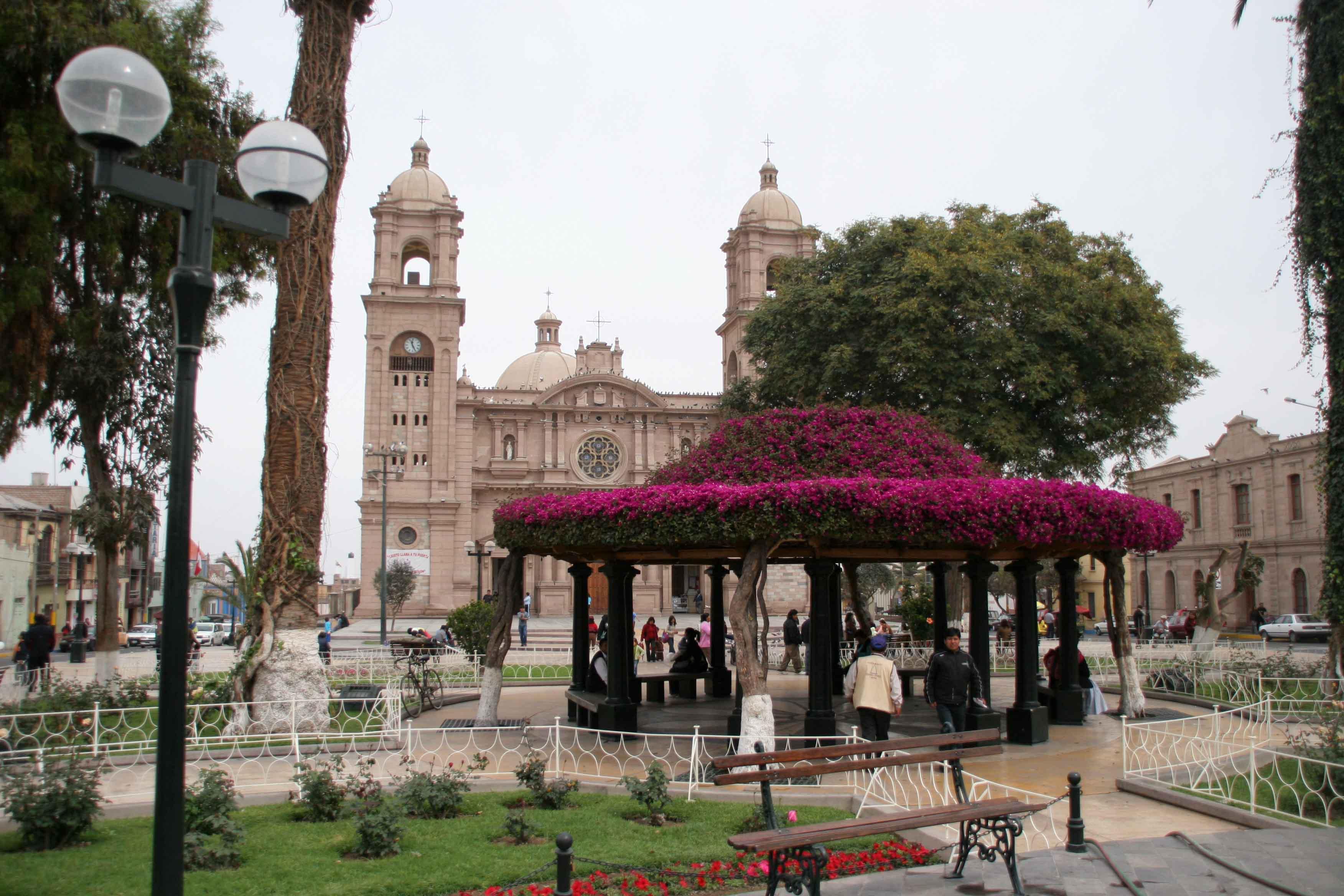 Tacna Peru Alto de la Alianza