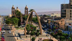 Tacna Peru Paseo Cívico