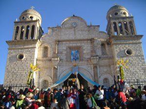 Vírgen de las Nieves Coracora Ayacucho 3