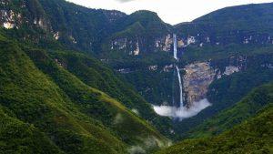 Chachapoyas Cataratas del Gocta Nani