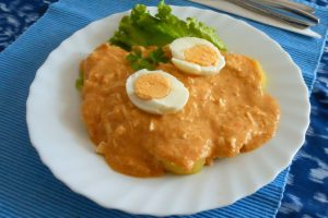 Gastronomía Peruana Ají de Gallina