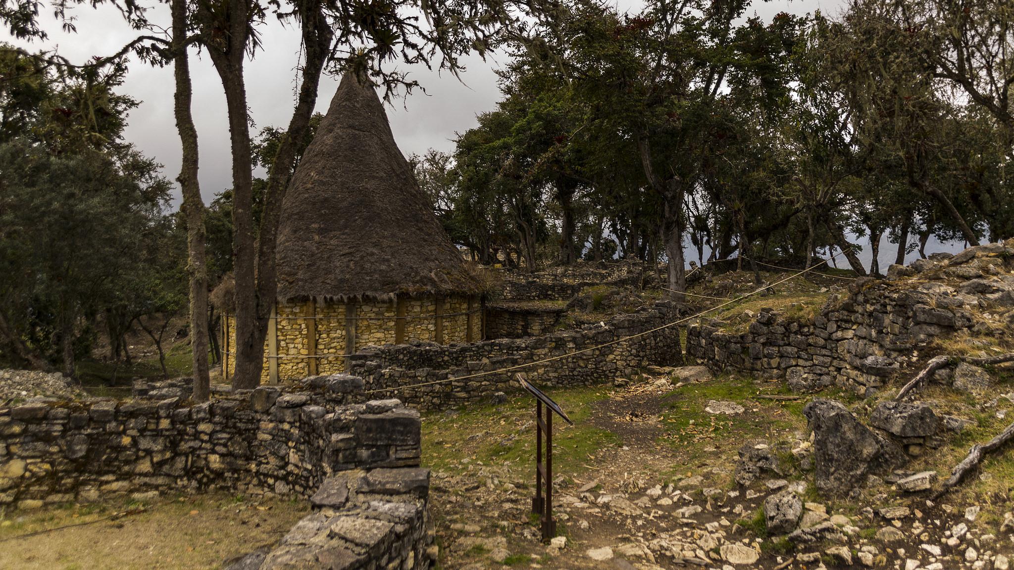 Chachapoyas Cataratas del Gocta