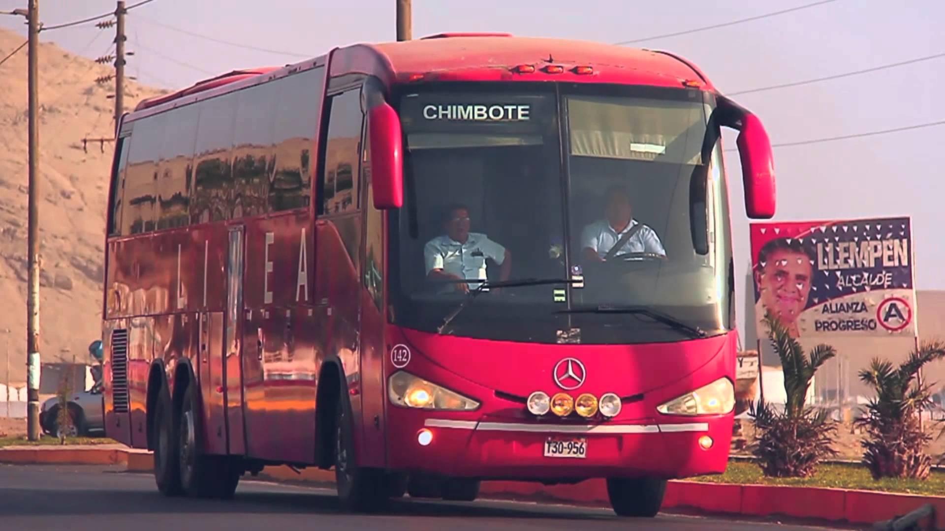best bus companies in Peru